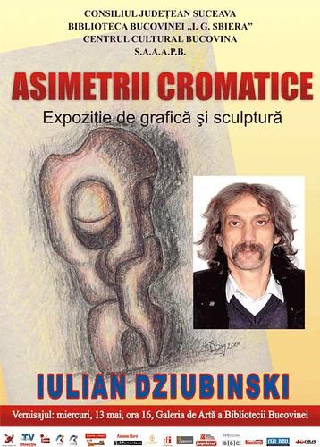 13 Mai 2009 » Asimetrii cromatice