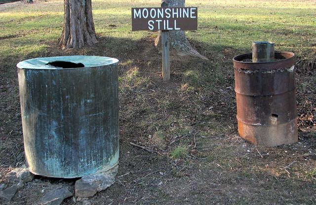 Alvin York's Moonshine Still?
