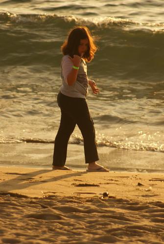 Ana y la ola
