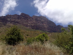 Gran Canaria - Driving through the countryside