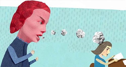 Katherine Streeter: NYtimes Illustration