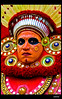 Theyyam (saternal) Tags: portrait colors festival god kerala vela theyyam puthur saternal puthurvela