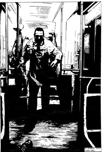 richard-serrao-midnight-meat-train-2-pen-and-ink