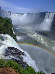 DSCF0587 (Puresilk Images (AWAY)) Tags: trip travel brazil fall water america rainbow fuji south 2006 falls s9500 iguazu