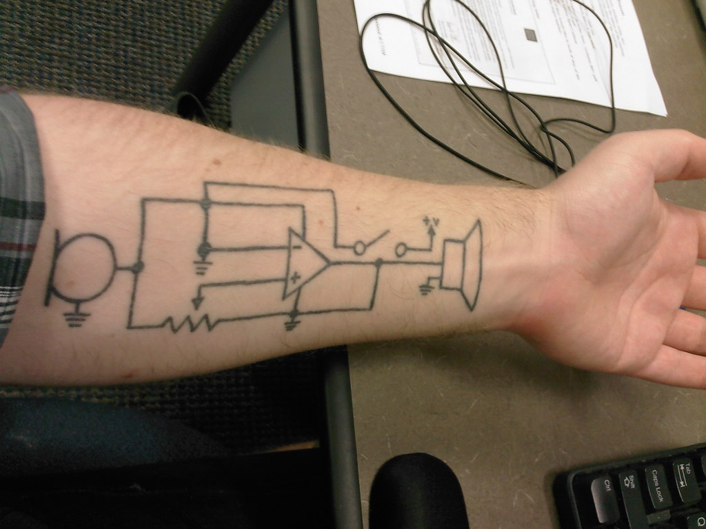 electronic tattoos the berkeley science review