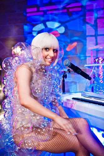 Lady Gaga @ Live at the Chapel by cybele malinowski.