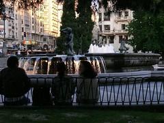 Madrid (calafellvalo) Tags: madrid city espaa de spain capital villa neptuno rajoy cibeles castilla coln zapatero comunidaddemadrid villaycorte madridespaaspaincapitalciudad