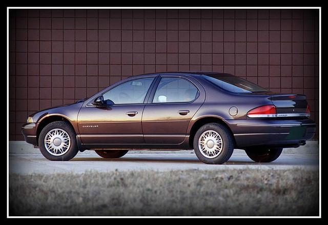 2000 vehicle chrysler cirrus