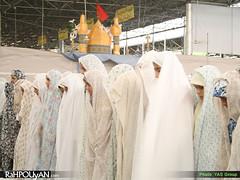 (chador lover) Tags: white veil sefid namaz chador