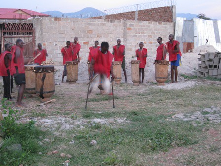 Drums and Dancing in the City