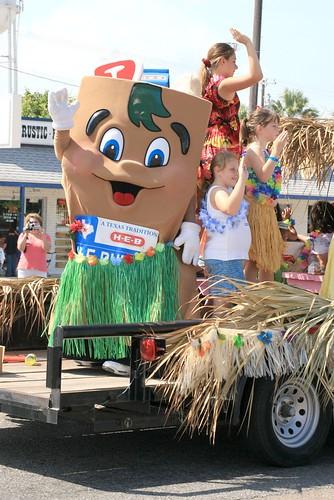 HEBuddy - Aranasa Pass Shrimporee Parade