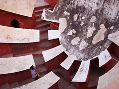 Jantar Mantar, Delhi (monkeymillions) Tags: trip vacation india delhi astronomy