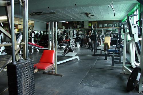 Gym Ext 06