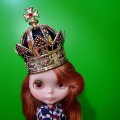 Still the Queen