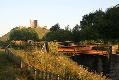 Tramway bridge at Norden