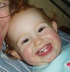 grin (dad_baby2)