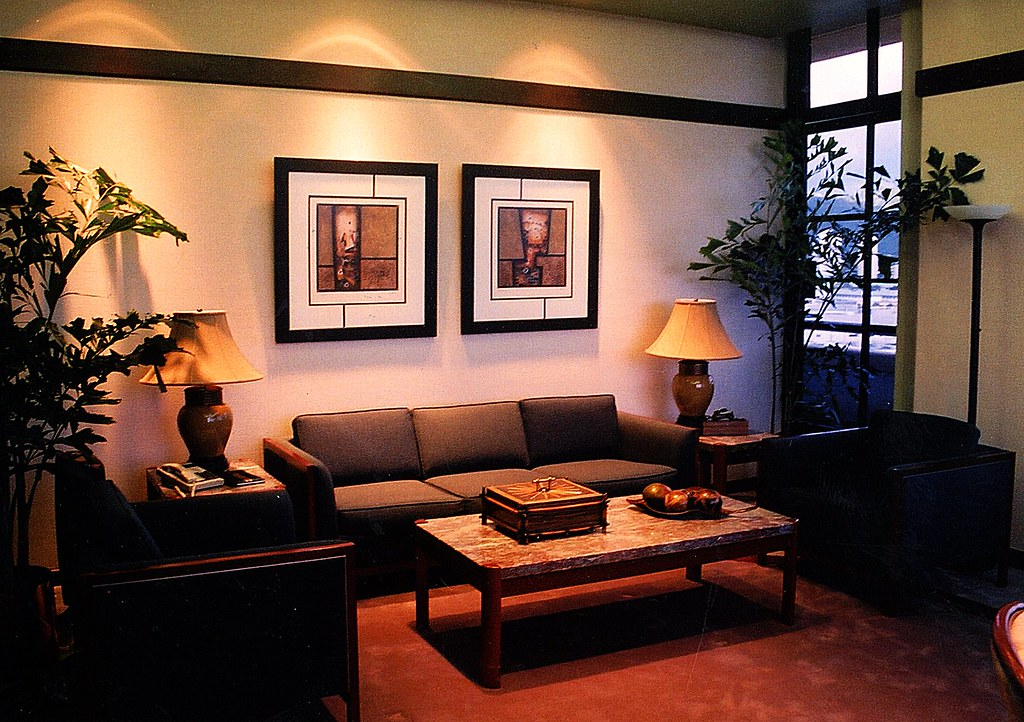 Executive Office Set Decorator Interior Designer Rick Romer TV Hawaii LOST