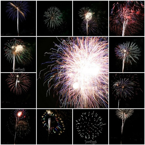 Fireworks - Happy 125 Birthday Clermont!