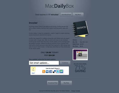 Mac Daily Box