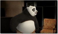 Kung Fu Panda 2 ad Demolishes Youtube page