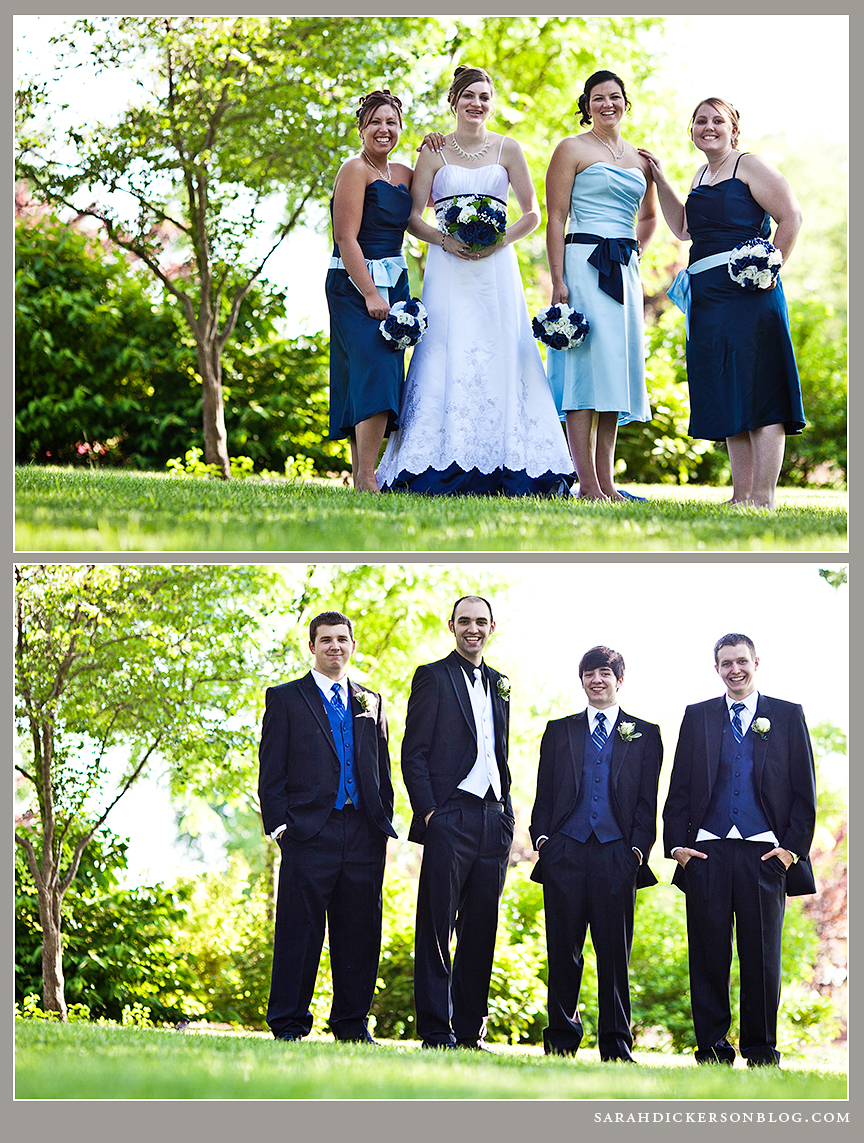 Topeka Kansas wedding photographer