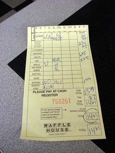 WH Receipt