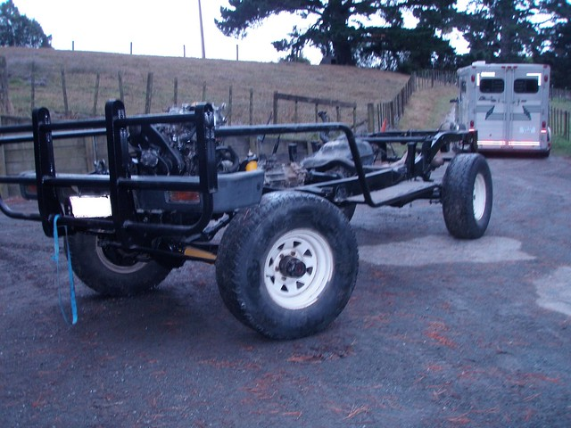 toyota chassis hilux