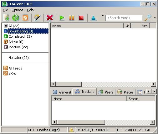 Instalando o uTorrent - Tela 2