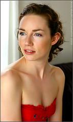 Celtic Princess (David Maury) Tags: irish woman girl beautiful model pretty kathleen gorgeous portraiture celtic modelling reddress celticprincess davidmauryphotography