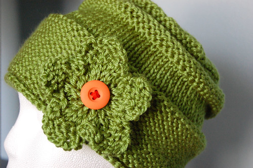 Guacamole First Hat - Flower Detail