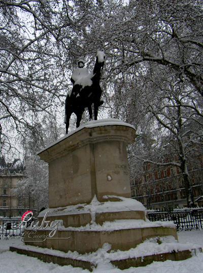 Ferdinand Foch statue