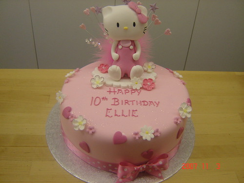 Hello Kitty Cake Topper Hello kitty cake topper