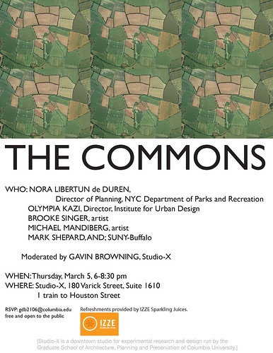 The Commons at Studio-X