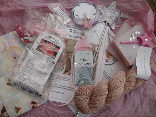 Woolgirl- Glinda Sock Kit