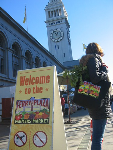 CUESA Farmers Market