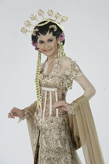 Kebaya Wedding Gown