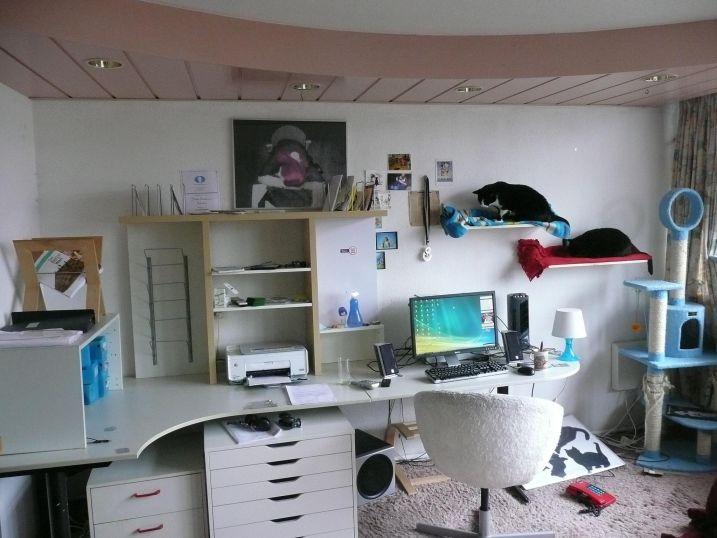Gepimpt bureau