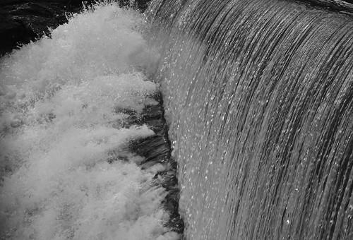 Upper Yantic Falls