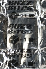buzz bites wrapper