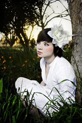 フリー画像| 人物写真| 女性ポートレイト| 白人女性| ショートヘアー| 黒髪|      フリー素材|
