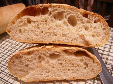 BBB King Arthur Flour Pane Francese Boule Sliced