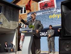 HPIM6851 (RufiOsmani) Tags: macedonia change albanian elections 2009 kombi osmani gostivar rufi shqip flamuri maqedoni gjuha rufiosmani zgjedhje ndryshime politike