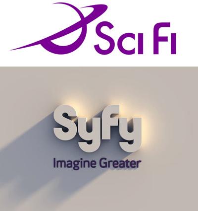 Sci Fi pasa a ser syfy