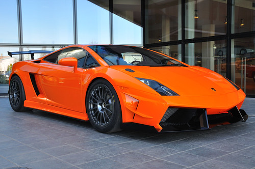 Lamborghini Gallardo Super Trofeo View