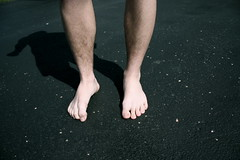 (christopherparise) Tags: chris feet cement parse zack bakewell