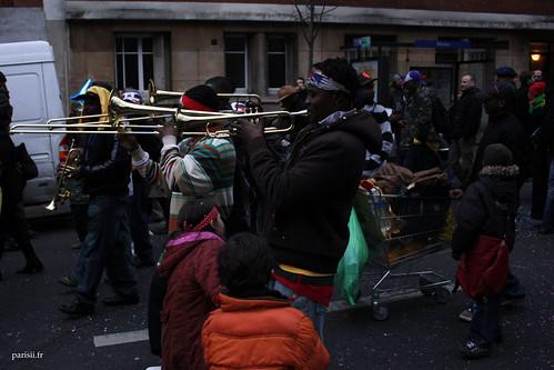 Trompettes du Carnaval