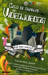 Ciclo de Charlas de Videojuegos