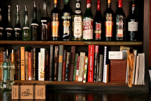 Books & Bottles