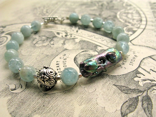 Icy Mountain bracelet