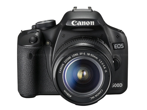 Canon EOS 500D / Rebel T1i / Kiss X3